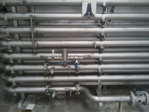 Wastewater Treatment Plant EvraFish 17