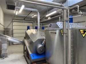 Sewage treatment Plant in Kozienice 1